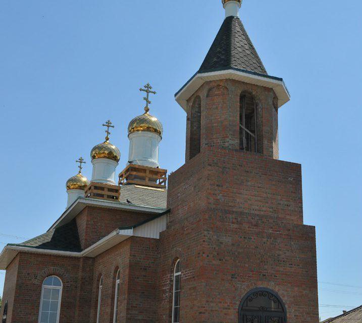 Никольский храм с. Весело-Вознесенка