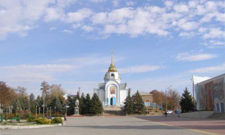 Покровский храм с. Покровское