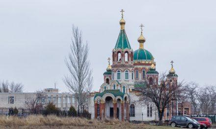 Александро-Невский храм с. Вареновка