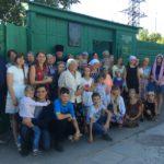 Воспитанники воскресной группы Свято-Никольского храма с. Новониколаевка совершили паломническую поездку ко святыням Таганрога