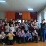 Духовник молодёжного отдела Таганрогского благочиния поучаствовал в благотворительном празднике «Навстречу осени» в коррекционной школе