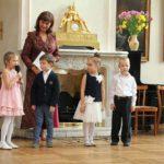 В музее Алфераки для воскресной школы Георгиевского храма г. Таганрога состоялся литературно-музыкальный вечер