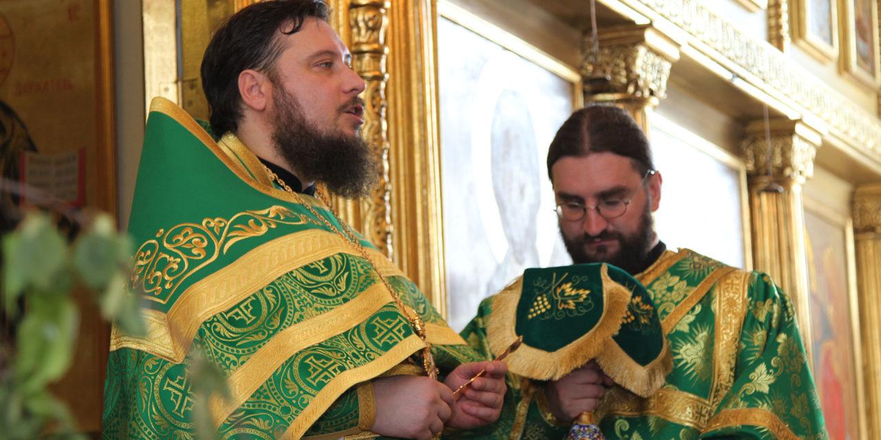 Проповедь протоиерея Алексея Лысикова в День Святого Духа 20.06.16г.