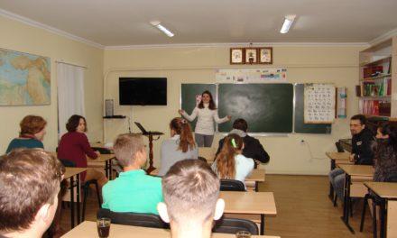 В молодёжном клубе «Лоза» таганрогского Свято-Георгиевского прихода состоялась встреча-семинар