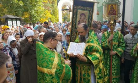 Сергиевский храм Таганрога отметил престольный праздник