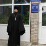 В городской женской консультации № 4 прошла встреча клирика храма прп. Сергия Радонежского с беременными женщинами