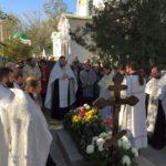 В Таганроге сонмом духовенства благочиния совершена соборная панихида по протоиерею Георгию Тарановскому