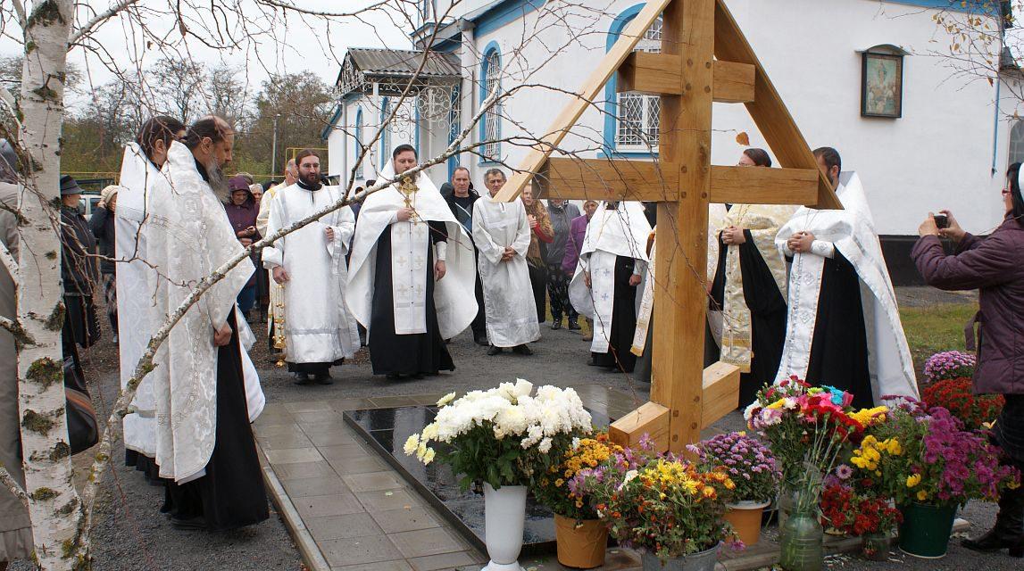 Cонмом духовенства Таганрогского благочиния совершена соборная панихида по архимандриту Никону (Лысенко)