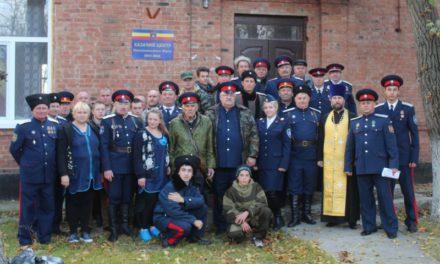 Духовник Неклиновского юрта ТКО ВВД принял участие в казачьем круге