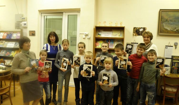 Для учеников воскресной школы Сергиевского храма Таганрога проведено интерактивное занятие в библиотеке