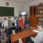 Концерт воспитанников воскресной школы Свято-Троицкого прихода Таганрога состоялся в День народного единства