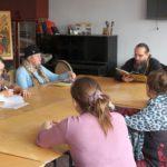 Библейский кружок открылся в Свято-Никольском храме города Таганрога