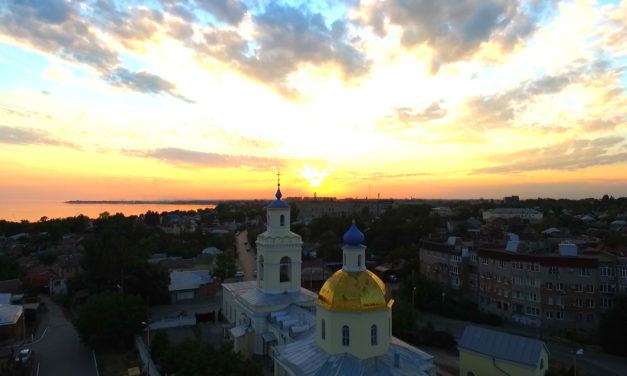 Никольский храм г. Таганрога