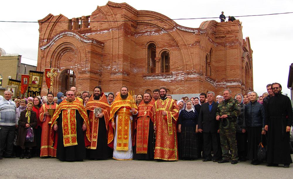 Георгиевский храм г.Таганрога