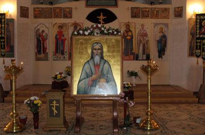 В поселке Матвеев Курган возведен храм в честь святого Павла Таганрогского