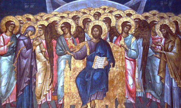 Из проповеди протоиерея Алексея Лысикова в Неделю о Страшном Суде