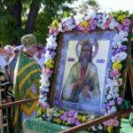 Фрагменты торжеств посвященных общецерковному прославлению св. праведного Павла Таганрогского