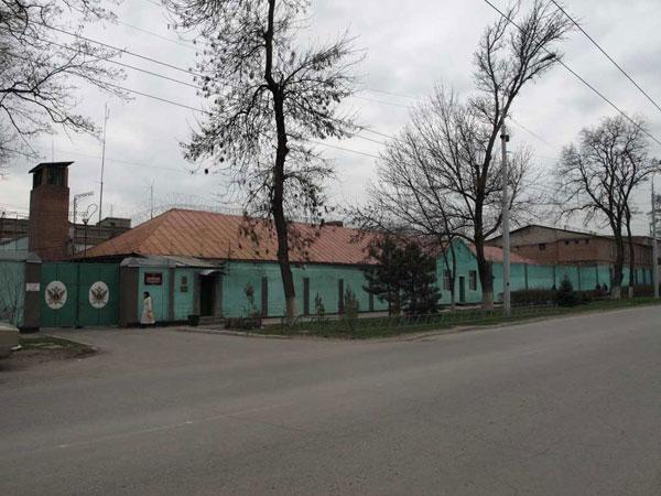 Настоятель Сергиевского храма посетил СИЗО и спецприёмник в составе Общественной наблюдательной комиссии