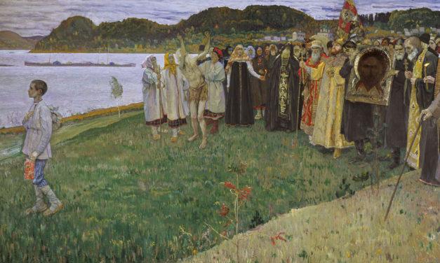 Стартует новый церковно-краеведческий конкурс «Путешествие к истокам»