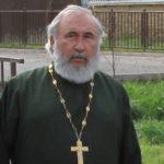 Настоятель Всехсвятского храма с. Синявское протоиерей Николай Балабаньян