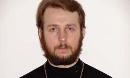 Настоятель Марие-Магдалининского храма с. Красный Десант иерей Даниил Давиденко