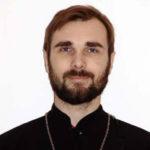 Настоятель Петропавловского храма с. Приморка иерей Богдан Кисель