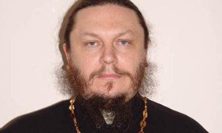 Настоятель Сергиевского храма г. Таганрога протоиерей Алексей Клименко