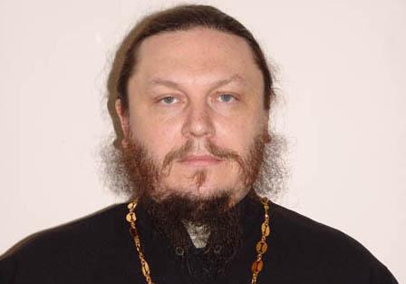 Настоятель Сергиевского храма г. Таганрога иерей Алексей Клименко