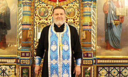 Настоятель Всехсвятского храма г. Таганрога протоиерей Игорь Ковалёв