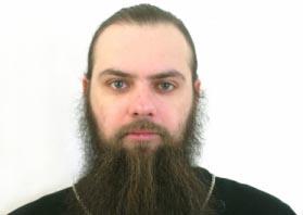 Настоятель Крестовоздвиженского храма с. Троицкое иерей Андрей Пятницкий