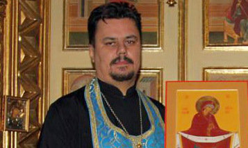 иерей Георгий Фоменко