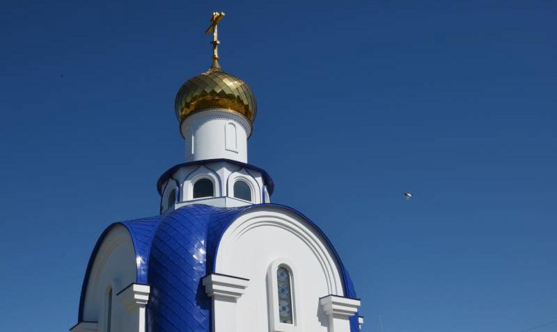 Казанская часовня