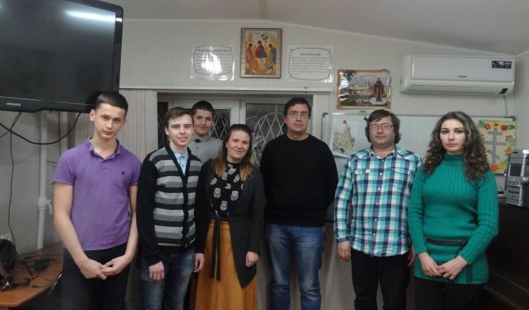 В Сергиевском приходе прошла очередная встреча благочиннического культурно-просветительского клуба «МАЯК»