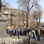 В Таганроге отслужена панихида по императору Александру I