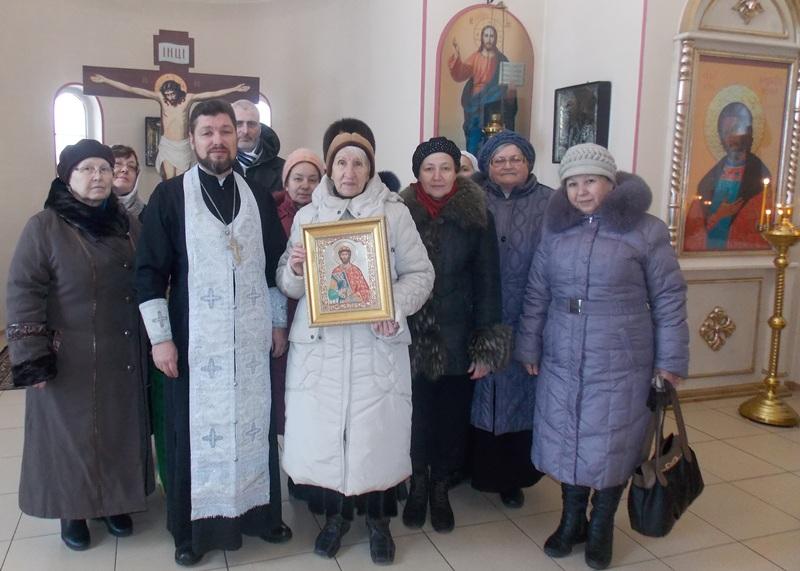 В Александро-Невской часовне на Мариупольском кладбище Таганрога совершен молебен