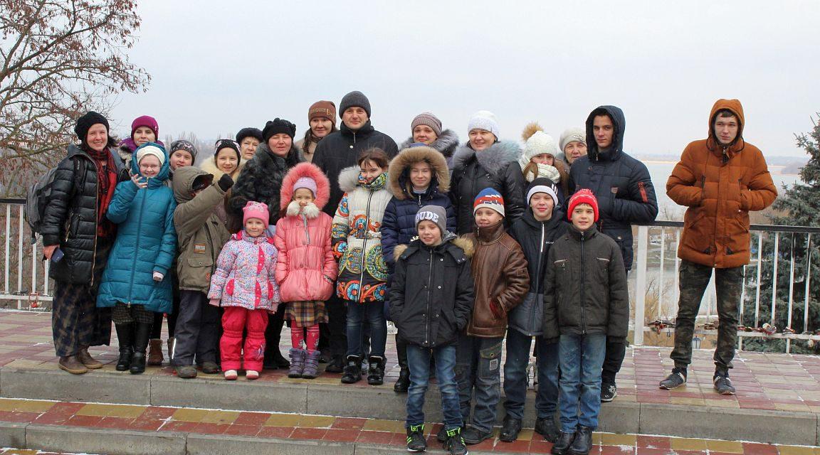 Состоялась поездка учащихся воскресной школы Всехсвятского храма г. Таганрога в Азов