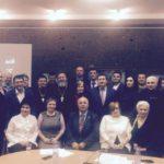Настоятель Сергиевского храма Таганрога принял участие в работе круглого стола по итогам работы Общественной наблюдательной комиссии РО третьего созыва