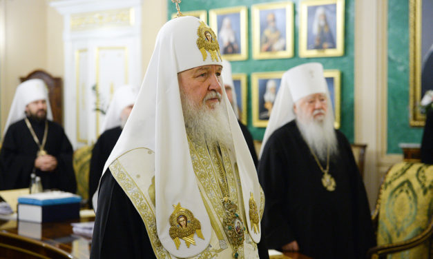 Священный Синод утвердил молитвенное последование с покаянным каноном о грехе убийства чад во утробе (аборте)