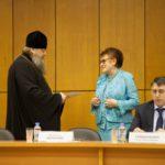 Митрополит Меркурий принял участие в заседании Президиума Российской академии образования
