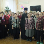 В Таганрогском центре социального обслуживания состоялась открытая Рождественская лекция