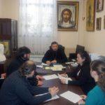 В Никольском храме г. Таганрога состоялось очередное заседание комиссии по канонизации святых Донской митрополии