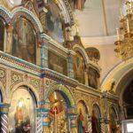 Завершён первый этап восстановления уникального иконостаса Всехсвятского храма г. Таганрога
