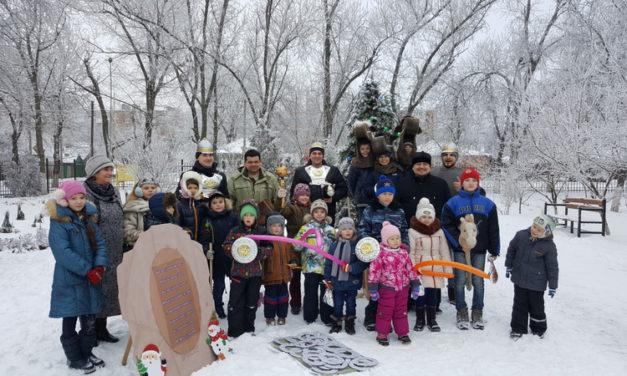 На подворье Сергиевского храма города прошел праздник, посвященный памяти преподобного Ильи Муромца