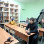 При храме Всех Святых г. Таганрога состоялось собрание исторического клуба Таганрогского благочиния