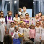 Волонтеры Елисаветинского сестричества милосердия поздравили с Рождеством Христовым своих подопечных в таганрогской детской больнице