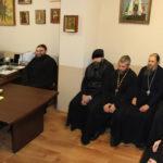 В Таганрогском благочинии состоялось рабочее совещание, посвящённое подготовке к VII Рождественским чтениям