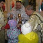 Магдалининский храм с. Андреево-Мелентьево посетили воспитанники детского сада