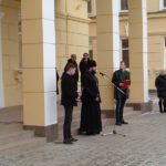 Клирик Таганрогского благочиния поздравил студентов с днём мц. Татианы