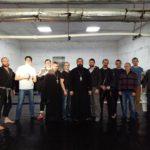 В Таганроге состоялось организационное собрание инструкторов православного клуба «Ставрос»