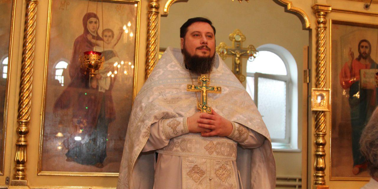 Поздравление благочинного приходов Таганрогского округа с Рождеством Христовым